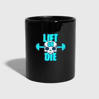Lift Lift or the - Full Colour Mug