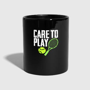 Training Care to play - Full Colour Mug