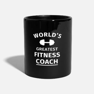 Coach World's Greatest Fitness Coach - Mok uni