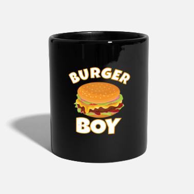Hamburger HAMBURGER / CHEESEBURGER: Burger Boy - Mug