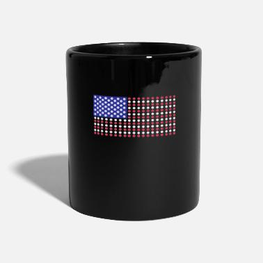 Luck American Flag Poker Chips | USA Patriot Gambling - Mug