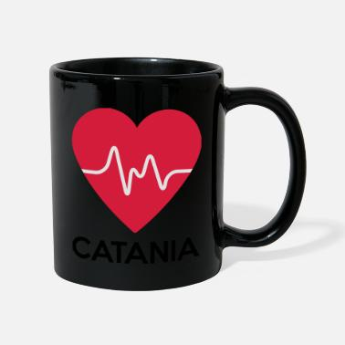 Catania heart Catania - Mug