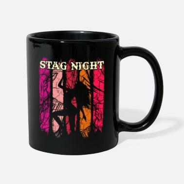 Modern Modern Stag Party - Tasse