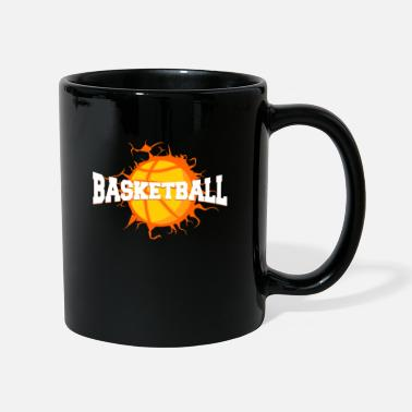 Basketball Player Basketball basketball player basketball player Bball - Full Colour Mug