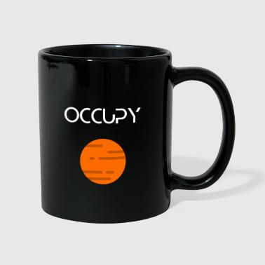 Occupy Occupy Mars - Full Colour Mug
