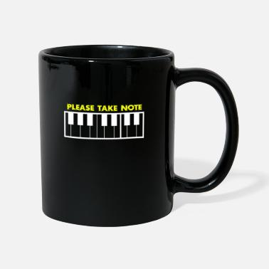 Pun Keyboard pun - Full Colour Mug