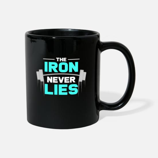 Sports Mugs & Drinkware - Body building - Mug black