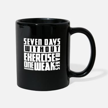 Personal Trainer fitness trainer - Full Colour Mug