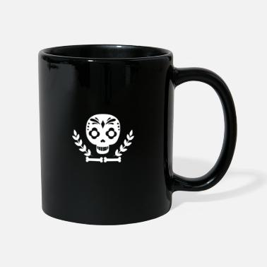 Skull Skull - Skull - Full Colour Mug