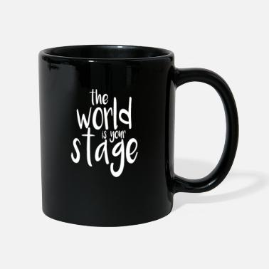 Clean W It Is Great World Stage W Dance Shirt Gift Tee - Mug