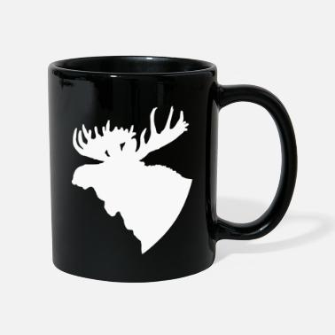 Élan Animal élan - Mug uni