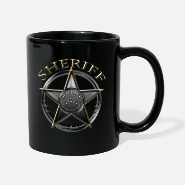 Sheriff Sheriff for Heroes - Tasse