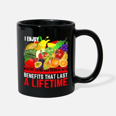 Healthy HEALTHY EATING - Mug