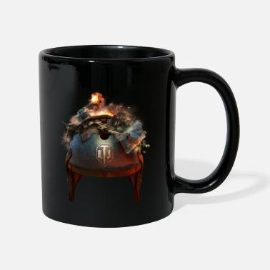 World Of Tanks Tankhelm - Full Colour Mug