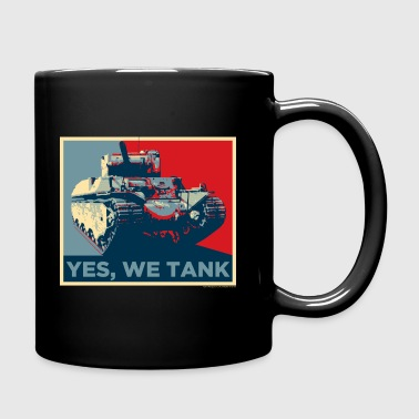 World of Tanks - Yes, we tank - Full Colour Mug