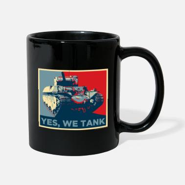World Of Tanks World of Tanks - Yes, we tank - Full Colour Mug