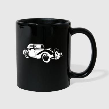 coches - Taza de un color