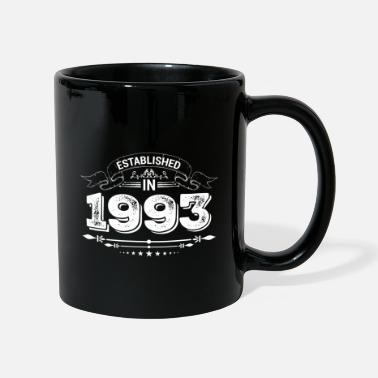 Established Established in 1993 - Mug