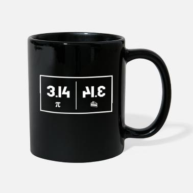 Pi (circle number) = cake - shirt (gift idea) - Mug