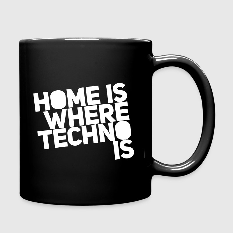 Home is where techno is Club DJ Berlin - Mok uni