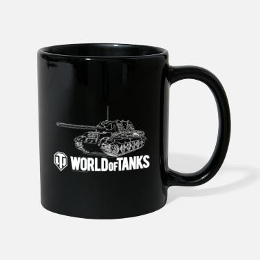 World World of Tanks Outline Jagdtiger - Mug