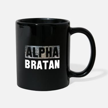 Alpha grand frère Alpha Bratan - Mug