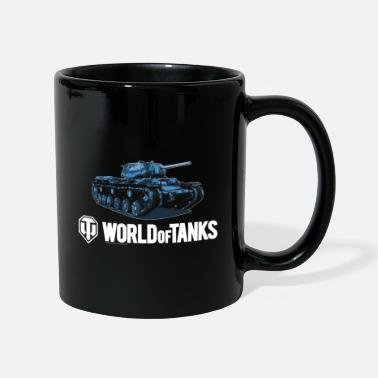 World World of Tanks Blue KV1S - Mug