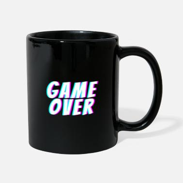 Game Over Game Over. cadeau game over - Mug