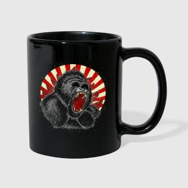 gorilla  - Full Colour Mug