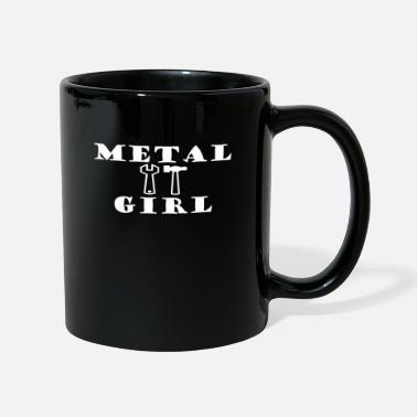 Metal METAL GIRL Heavy Metal - Tazza monocolore