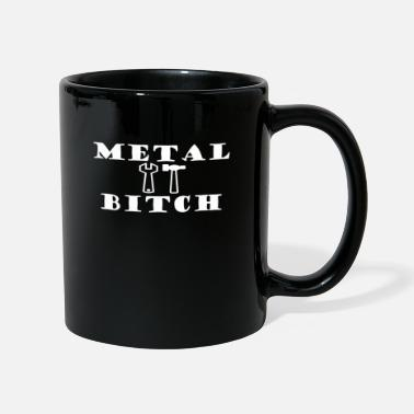 Trash BITCH METAL Heavy Metal - Mug uni