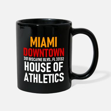 Sex Downtown Miami - Athletics House - Florida - Enfärgad mugg