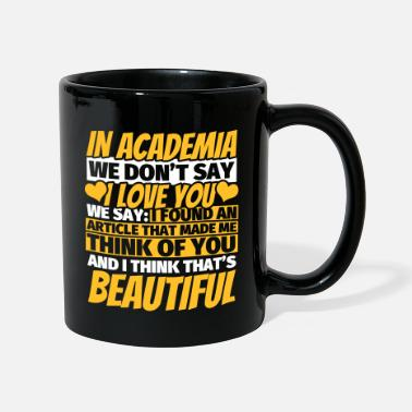 University Researcher Science funny university researcher - Mug