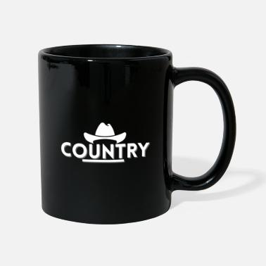 Country country. cadeau country - Mug