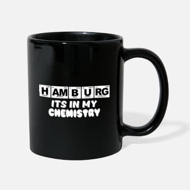 Elements Hamburg it's in my Chemistry - Periodic Table - Mug
