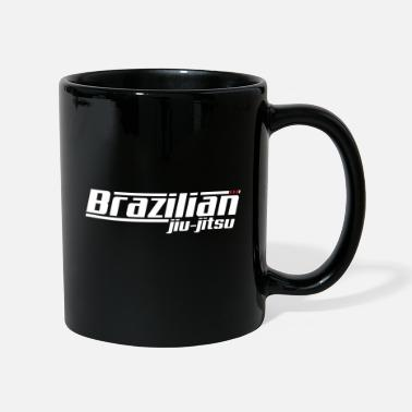 Mixed Martial Arts Brazilian Jiu Jitsu Sign BJJ - Mug