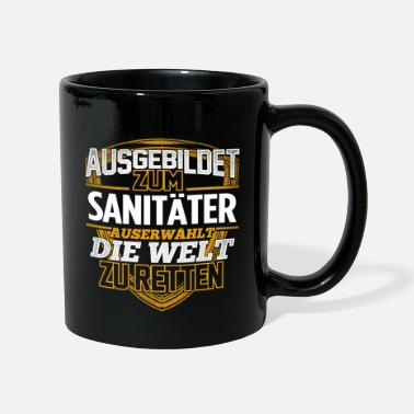 Sanitary SANITARY with training - Mug