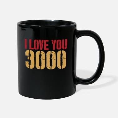 3000 Times I LOVE YOU 3000 Time - Mug