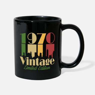 1970 Vintage 1970 year of birth birthday gift - Mug