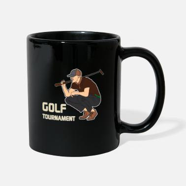 Tournament Golf tournament Tournament player - Mug