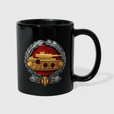 World of Tanks Medals - Za Strelbu Mug - Full Colour Mug