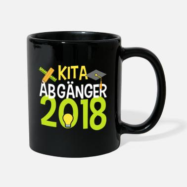First Day Of School KITA ABGÄNGER school child enrollment elementary school - Mug