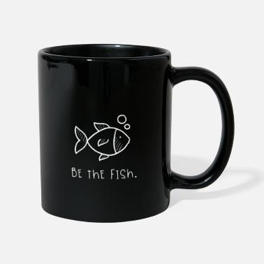 Adult Swim Be the fish swim - Mug