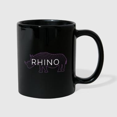 Rhino Rhino - Full Colour Mug
