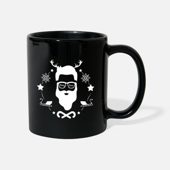 Gift Idea Mugs & Drinkware - Merry Christmas Merry Christmas - Mug black