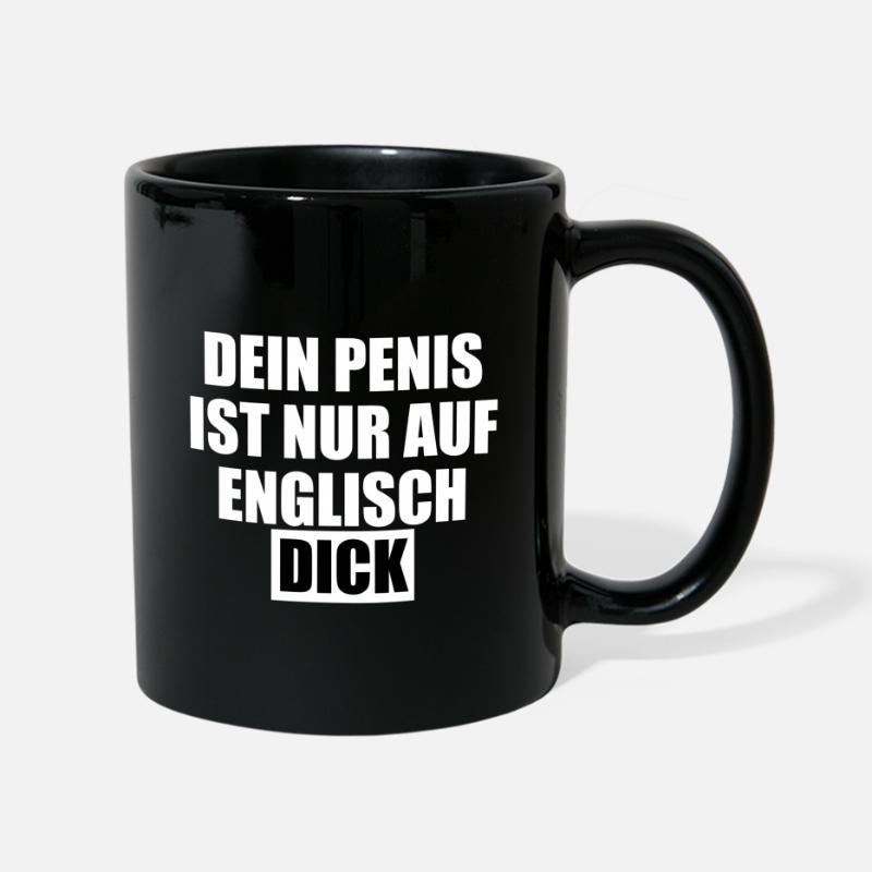 Din Dick er for stort det gjør vondt