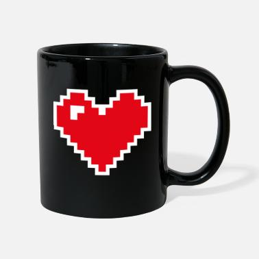 Computer Gaming Gamer Video Games PC Computer MMORPG Gift - Full Colour Mug