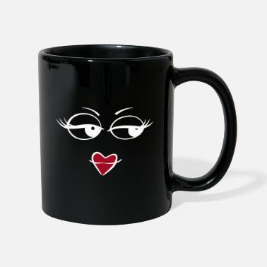 Topselling These lips are for kissing there TOPSELLER in woman - Mug