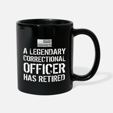 Correctional Officer Retired Penal Corrections Correctional Officer - Mug