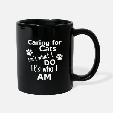 Care For Caring For Cats - Mug